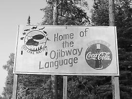 Reclaiming the Ojibwe language